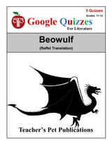 Beowulf Google Forms Quizzes