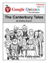 The Canterbury Tales Google Forms Quizzes