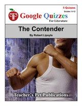 The Contender Google Forms Quizzes