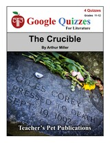 The Crucible Google Forms Quizzes