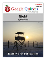 Night Google Forms Quizzes