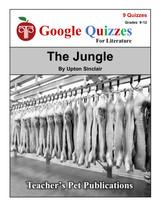 The Jungle Google Forms Quizzes