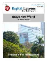 Brave New World Digital Student Lessons