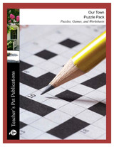 Our Town Puzzle Pack Worksheets, Activities, Games