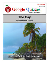 The Cay Google Forms Quizzes