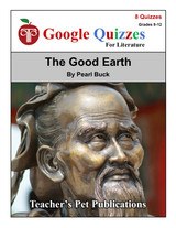 The Good Earth Google Forms Quizzes