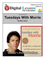 Tuesdays With Morrie Digital Lessons For Literature