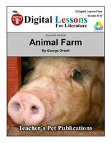 Animal Farm Digital Lessons For Literature
