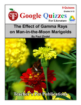 The Effect of Gamma Rays on Man-in-the-Moon Marigolds Google Forms Quizzes