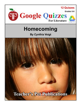 Homecoming Google Forms Quizzes