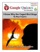 I Know Why The Caged Bird Sings Google Forms Quizzes