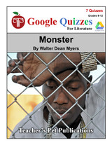 Monster Google Forms Quizzes