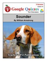 Sounder Google Forms Quizzes