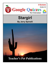 Stargirl Google Forms Quizzes