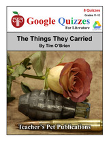 The Things They Carried Google Forms Quizzes