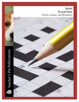 Shiloh Puzzle Pack Worksheets, Activities, Games
