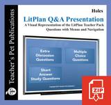Holes Study Questions on Presentation Slides   Q&A Presentation
