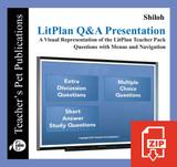 Shiloh Study Questions on Presentation Slides | Q&A Presentation