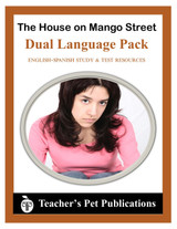 The House on Mango Street Dual Language Pack