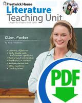 Ellen Foster Prestwick House Novel Teaching Unit