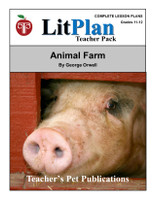 Animal Farm LitPlan Teacher Pack
