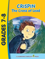 Crispin The Cross of Lead LitKit