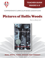 Pictures Of Hollis Woods Novel Unit Teacher Guide