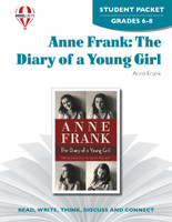 Anne Frank The Diary Of A Young Girl Novel Unit Student Packet
