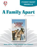 A Family Apart Novel Unit Student Packet