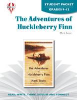 The Adventures Of Huckleberry Finn Novel Unit Student Packet