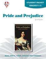 Pride And Prejudice Novel Unit Student Packet