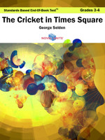The Cricket In Times Square Standards Based End-Of-Book Test