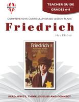 Friedrich Novel Unit Teacher Guide