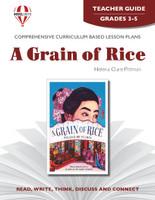 A Grain Of Rice Novel Unit Teacher Guide