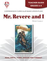 Mr. Revere and I Novel Unit Teacher Guide