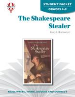 The Shakespeare Stealer Novel Unit Student Packet
