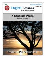 A Separate Peace Digital Student Lessons