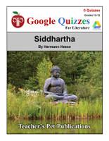 Siddhartha Google Forms Quizzes