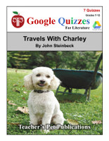 Travels With Charley Google Forms Quizzes