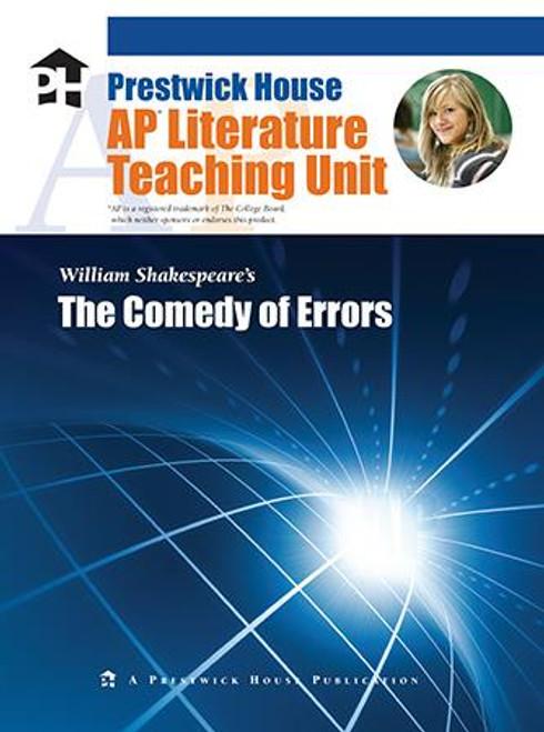 The Comedy of Errors AP Literature Unit