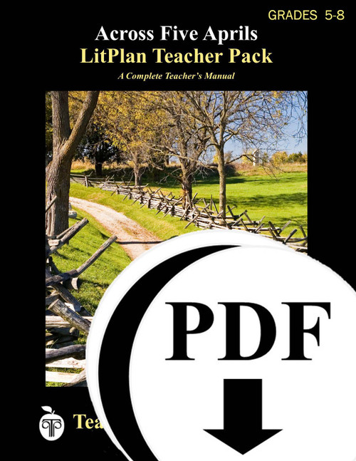 Across Five Aprils LitPlan Lesson Plans