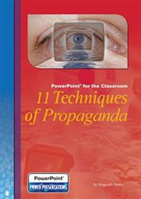 11 Techniques of Propaganda Presentation