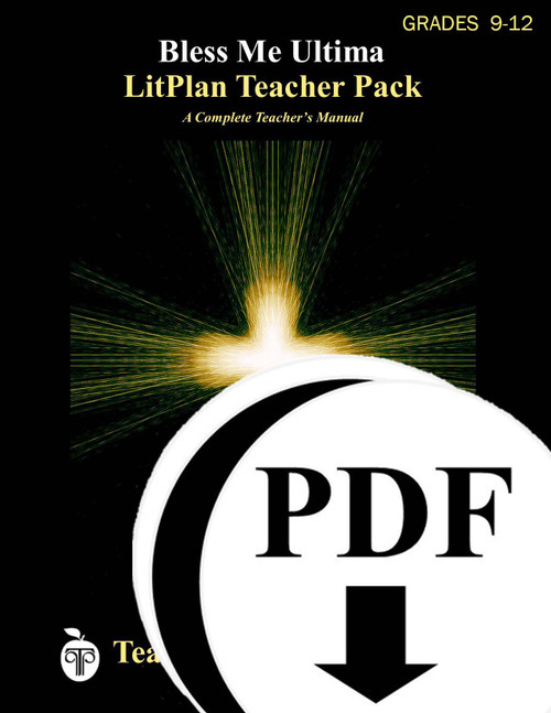 Bless Me Ultima LitPlan Lesson Plans (Download)