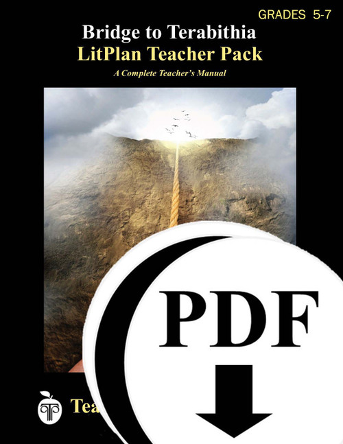 Bridge to Terabithia LitPlan Lesson Plans (Download)