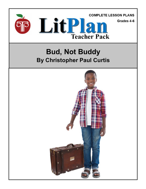 Bud Not Buddy LitPlan Lesson Plans (Download)