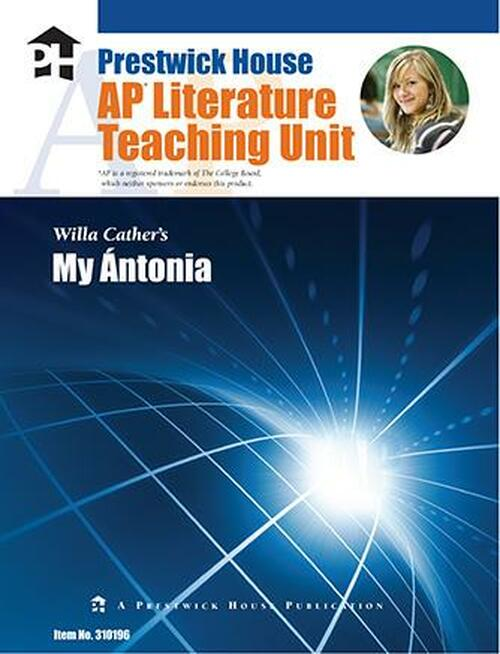 My Antonia AP Literature Unit