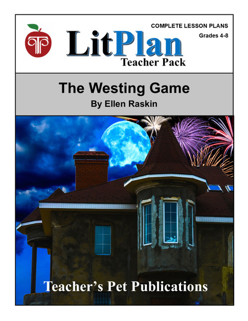 The Westing Game LitPlan Lesson Plans (Download)