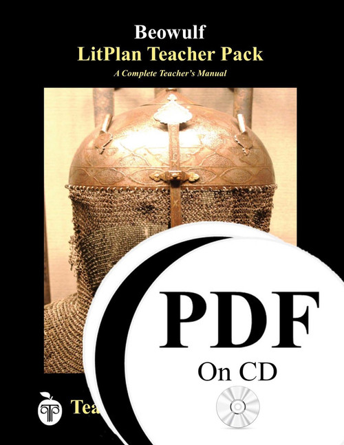 Beowulf Lesson Plans | LitPlan Teacher Pack (teacher guide, novel unit)