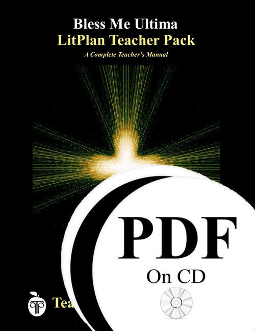 Bless Me Ultima LitPlan Lesson Plans (PDF on CD)