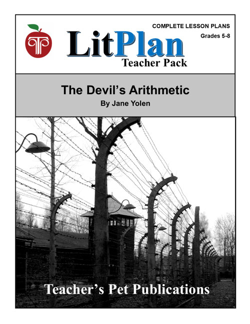 The Devil's Arithmetic LitPlan Lesson Plans (Download)